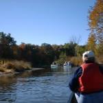 Canoeing on the Kalamazoo